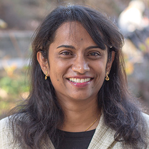 Photo of Anupama Jacob, Ph.D.