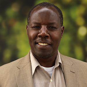 Photo of Charles Chege, Psy.D.