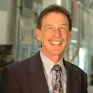 Photo of Dennis Okholm, Ph.D.