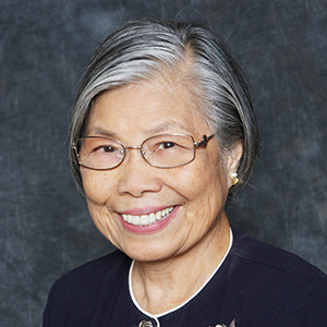 Photo of Felicitas dela Cruz, DNSc, FAANP, RN