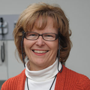 Photo of Jane Pfeiffer, RN, MSP