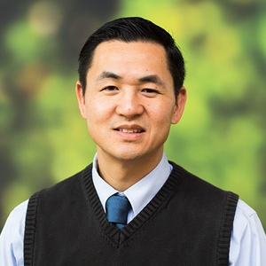 Photo of Kevin Chan, M.A. TESOL