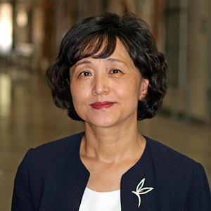 Photo of Linda M. Pyun, Ph.D.