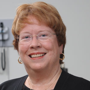 Photo of Leslie Van Dover, Ph.D., PN, RN