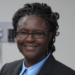 Photo of Marie N. Fongwa, PhD, RN