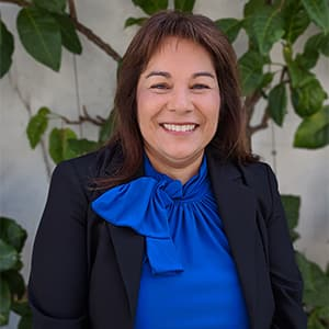 Photo of Mari Luna De La Rosa, Ph.D.