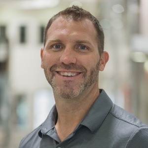 Photo of Paul Saville, Ph.D., CSCS