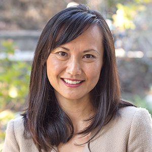 Photo of Regina Chow Trammel, Ph.D., LCSW