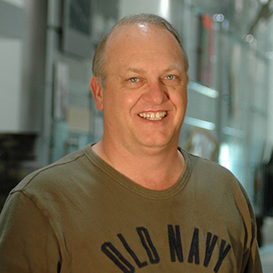 Photo of Steven Wilkens, Ph.D.