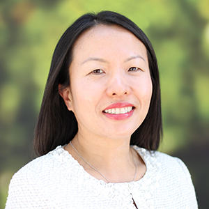 Photo of Frances Wu, Ph.D.