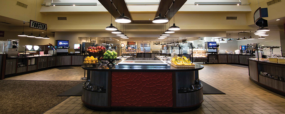 1899 Dining Hall Gets 2015 Makeover Apu Articles Azusa Pacific University