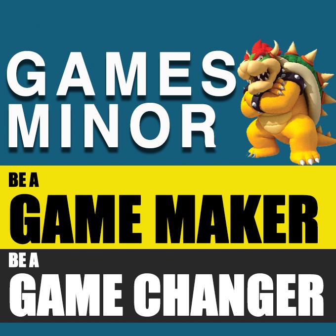 Games Minor
