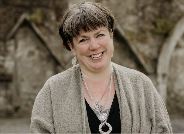 Christine Valters Paintner, PhD, REACE is the online Abbess at AbbeyoftheArts.com and the author of 14 books on contemplative practice &amp; creative expression including <em>The Artist's Rule</em>. She lives on the west coast of Ireland with her husband John