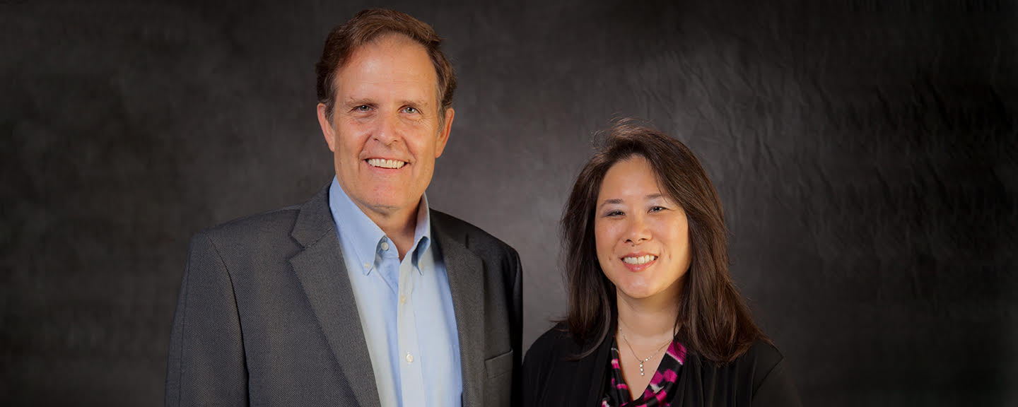 Azusa Pacific professors T. Scott Bledsoe, PhD., and Kimberly Setterlund, MSW, LCSW