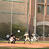 <strong>Baseball Field</strong><br>Home to the Cougar baseball team, the baseball field is located south of Engstrom Hall on East Campus. The most successful program in the Golden State Athletic Conference, Cougar baseball has won a GSAC-record eight conference titles.