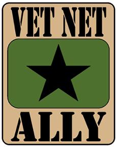 VET NET Ally logo