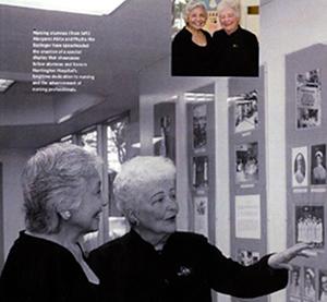 Margaret Akita and Phyllis Nie Esslinger