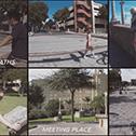 Steven Felix-Jager<br>Video still of <em>Untitled (Crossing Paths)</em>, 2015<br>Video